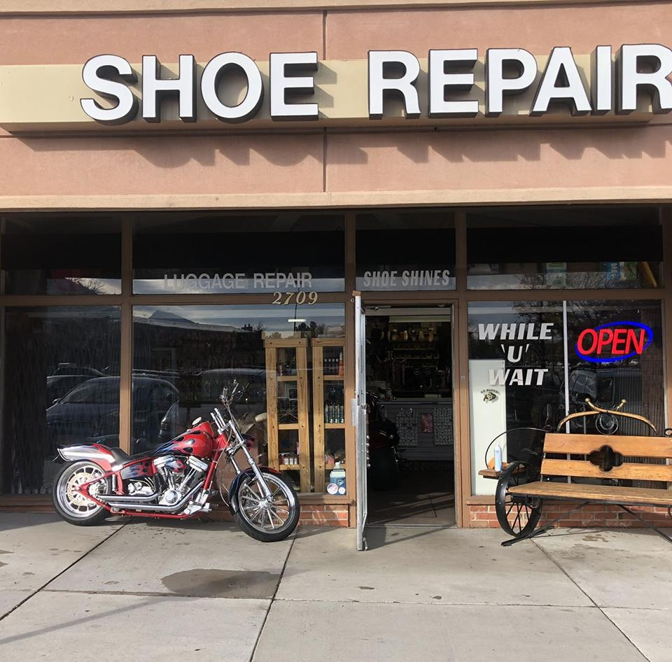Extreme Shoe Service, Boulder, Colorado