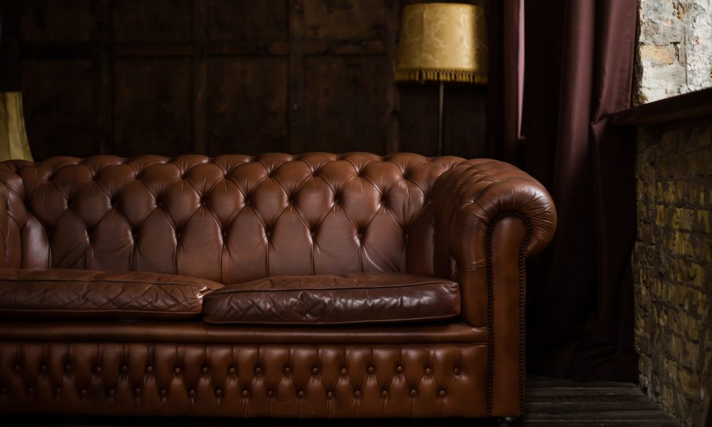 Leather Furniture Restored at Your Office or Home